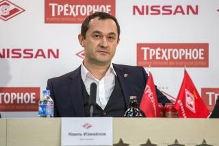 """Наиль Измайлов: """"Спартак-2"""" возглавит Булатов"""""""
