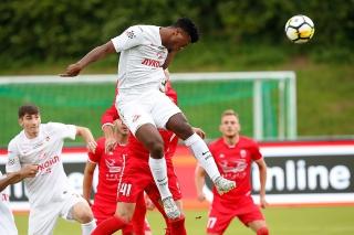 «Спартак» сыграет в Австрии шесть контрольных матчей