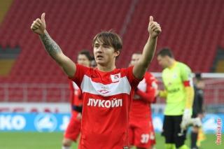 Давыдов перешёл в юрмальский «Спартак» на правах аренды