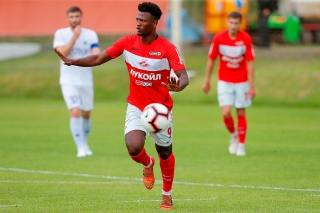 «Спартак» одержал победу над «Ротором» в товарищеском матче
