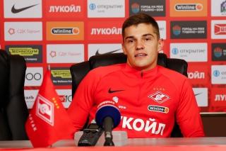 Роман Зобнин: «Я задал планку и стараюсь держать ее в каждом матче»
