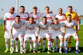 «Спартак» разгромил «Локомотив» из Ташкента