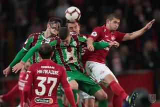 «Спартак» упустил победу в матче с «Рубином»